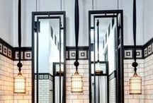 Lighting / Beautiful pendant lights and unique ways to hang them.