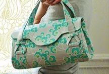 Sewing Bags & Wallets / Tutorials,sewing patterns and inspiration for how to sew bags and wallets.