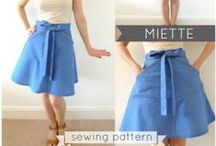 Sewing for Women / Sewing tutorials, patterns and inspiration for women. How to sew skirts, dresses, pants, lingerie. Sewing clothes for ladies  DIY |  Sewing for Women | Women's sewing patterns | Fashion sewing | Dressmaking | Sewing Clothes
