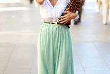 Fashion l love / Clothing items that suit my dressing style and those l'd like to try out.v