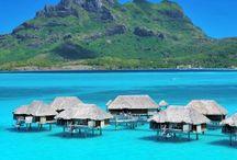 Dream holidays I will take!