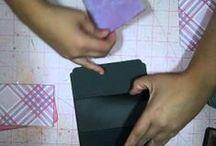 Envelope mini Album by Kathy Orta