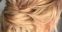 Up Dos / Prom hair to dinner party, feel glam and chic with a gorgeous up do or classy wave for that special occasion.
