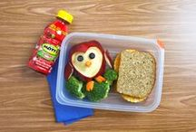 Think Outside the Lunchbox / Make lunch time fun time when you master the art of packing lunch.