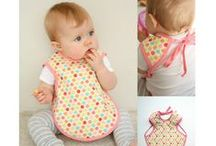 Sewing for Baby / Tutorials, patterns and inspiration for sewing for babies. Clothes, bibs, and tools for the Mummy.  Awesome DIY Baby Shower Gift Ideas | Easy baby sewing projects | Sewing for Baby Girl | Sewing for Baby Boys | Unisex baby sewing projects | Sewing For Beginners | Newborn