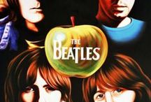 The Fab Four / The Beatles / by Nohemi Herrera