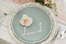 Elegant Wedding Reception / by Burlap and Silk