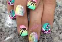 Nails / Fingernail designs etc