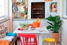 Home decor & DIY ideas & bathrooms