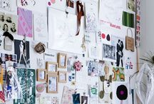 Personal inspiration / Creative process