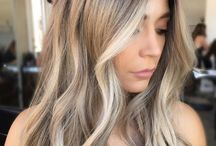 Balayage/Babylights/Ombre / The IT look for all seasons. From soft balayage to bold ombré brighten up your day with a fab on trend colour !