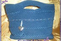 my crochet bags