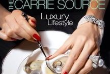 TheCarrieSource.com / The Carrie Source is a luxury lifestyle guide based in Los Angeles featuring global trends in fashion, culinary, beauty, home decor, culture and travel.