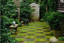 ❀ great gardens ❀ / great gardens have great design, are healthy and well tended. pin your work or work that inspires you.