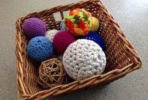 EYFS - Treasure Baskets / Ideas for treasure basket contents, treasure basket theory, treasure basket play
