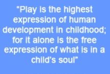 EARLY CHILDHOOD  - theory / Information and inspiration in Early Childhood Education