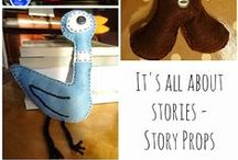 ONLINE - It's all about stories / My blog - all about stories and play with stories