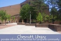 You Pinned It. / All pins pertaining to Charles W. Chesnutt, Chesnutt Library, and Fayetteville State University. #youpinnedit #FSUBroncos #broncopride #chesnuttlibrary #archives
