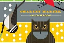 ART - Charley Harper / Everything Charley Harper, I love his style of art.