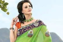 Designer Wedding Sarees / Wedding is the special occasion when every women want to look attractive. That is why here we have updated latest designer wedding sarees, party wear sarees, lehenga style sarees, embroidered sarees, net sarees, georgette sarees and other lots of new saree designs. That all we have collected from our latest saree fashion trend.