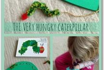 """STORIES - Activities / Activities based on quality picture books for young children and their families or practitioners.  See my boards """"Story Cafe"""" and """"Stories, stories, stories"""" for more great picture book inspiration."""