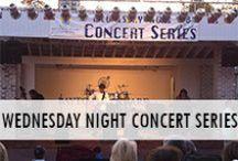 Wednesday Night Concert Series