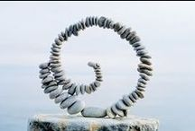 Land Art, Garden Art, Garden Sculptures... / by Vera Nikoulina