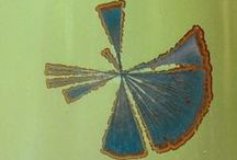 Art: Ceramics, crystalline glazes