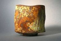 Art: Ceramic cups, yunomi, tea bowls...