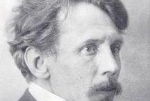 Mikalojus Konstantinas Ciurlionis  / My favorite artist. Mikalojus Konstantinas Čiurlionis, also known as M. K. Čiurlionis (22 September [O.S. 10 September] 1875 –10 April [O.S. 28 March] 1911) was a Lithuanian painter and composer