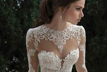 Inspiracie - Svadobne saty 2014/ Inspiration - Wedding dresses 2014