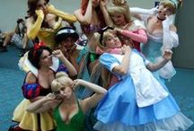 Princesses! / And other things Disney
