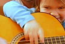 Musical Fun for Children: Ways to Help our Children Grow / musical activities to share with children