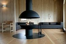 Fireplaces (indoor and outdoor)