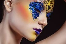 Avant Garde Make Up / by Lili Lily
