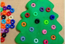 Christmas / Preschool games and activities about Christmas
