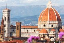 Travel Bucket List: Florence, Italy / The pictures, places, and things that make us want to visit Florence, Italy