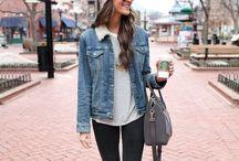 Fall Fashion / Fashion favourites for Fall