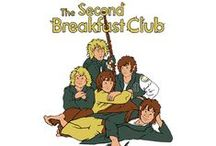 Second Breakfast Club / A board for all things Hobbity! {ask to join}