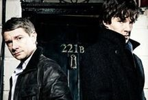 The name is Sherlock Holmes and the address is 221B Baker Street / Join the fandom if convenient. If in convenient, join anyway. {Could be life-ruining}