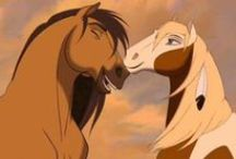 Spirit that can never be broken. / Spirit: Stallion of the Cimarron.