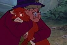 The Fox and the Hound :') / Goodbye may seem forever; Farewell is like the end; But in my heart's the memory, and there you'll always be. *sobbing*