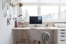 Art Studios & Workspace / Studios and workspaces that I would love to have someday.