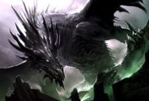 DRAGONS / because they're freaking awesome