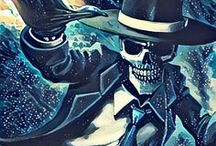 SKULDUGGERY PLEASANT / MY LOVE FOR THESE BOOKS SPANS ACROSS ETERNITY