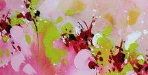 Medium paintings / Abstract Art