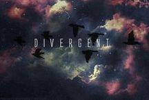 Divergent Book Series /