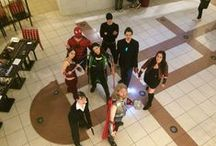 Szuperhősök a Corvin Moziban / A képek a Marvel Hétvége a Corvin Moziban eseményen készültek. Az eseményt a Marvel Magyarország Club, valamint a Bosszúállók Magyarországi Cosplay Klubja szervezte.