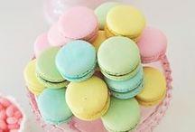 Inšpirácie - Jarné svadobné dobroty/Inspirations - Spring Wedding Sweets