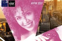 New York Fashion Week 2016 / Beyouty key artist of the Italian team for the New York Fashion Week